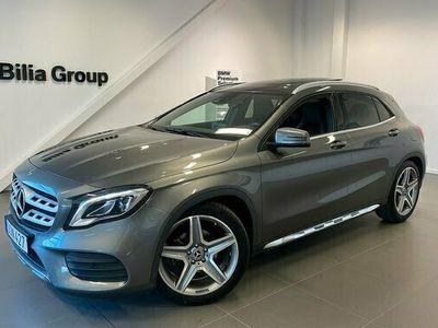 begagnad Mercedes 200 GLA Benz7G-DCT AMG | Panorama | Navi 2017, Halvkombi Pris 245 000 kr