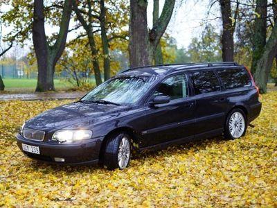 begagnad Volvo V70 2.4 170 Business Plus -04