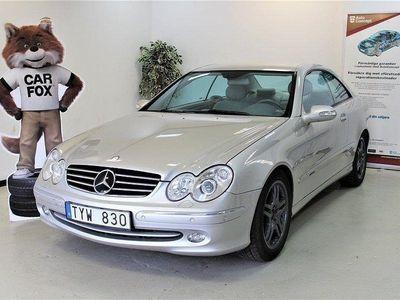 begagnad Mercedes CLK270 CDI Coupé Automat
