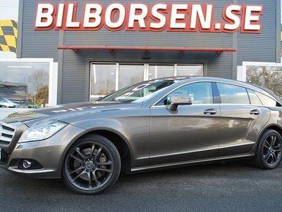 begagnad Mercedes 350 CLS BenzCDI BlueEFF 4x4 Shooting Brake 7G-Tronic Plus 2013, Sportkupé 279 000 kr