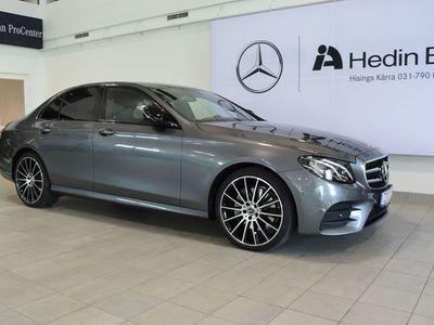 usata Mercedes 220 E-Klass4-Matic DEMO AMG, Nightpackage, Värmare