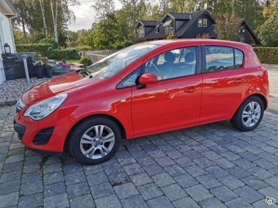 begagnad Opel Corsa 5DR 1.2 Twinport ecoFLEX 85hk -11