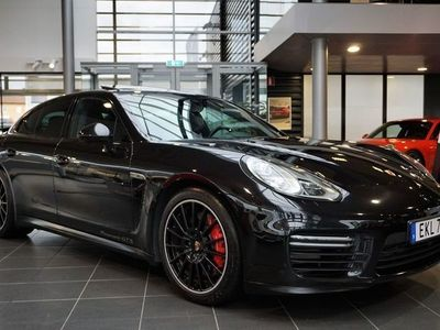 begagnad Porsche Panamera GTS 440 HK Facelift