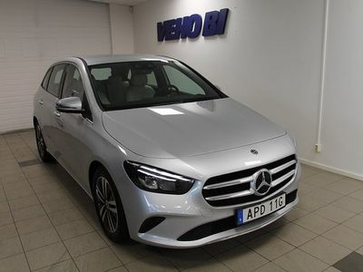 begagnad Mercedes B180 d Progressive Aut Backkam