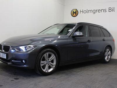begagnad BMW 320 d xDrive Touring Kombi