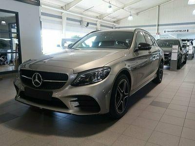 begagnad Mercedes C300 AMG/Night Edition