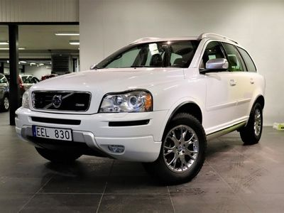 begagnad Volvo XC90 D5 AWD Geartronic, 200hp,