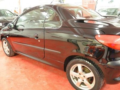 begagnad Peugeot 206 CC 1,6 109HKNy bes -02