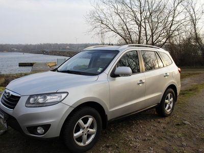 begagnad Hyundai Santa Fe CM