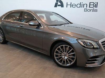begagnad Mercedes S400 4MATIC Lång