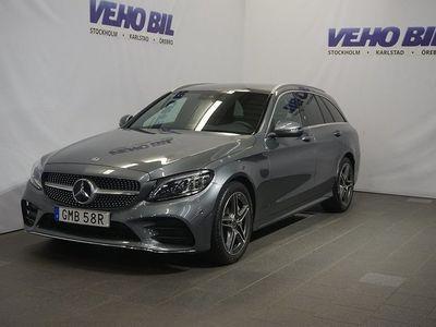 begagnad Mercedes C200 Kombi AMG Backkamera Värmare Aut Drag Nav ILS