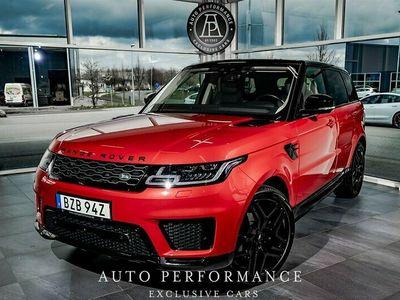 begagnad Land Rover Range Rover Sport / HSE Facelift / Fri hemleverans /