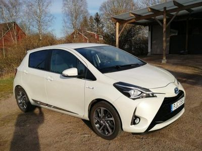 begagnad Toyota Yaris Hybrid 1.5 VVT-i Executive Comfo