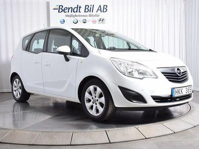begagnad Opel Meriva 1.4 Turbo Automat 120hk