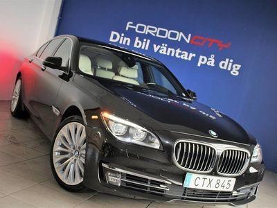 begagnad BMW 730L ActiveHybrid Full-utr Lågmi