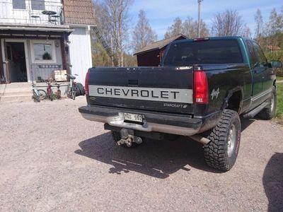 begagnad Chevrolet Silverado -97