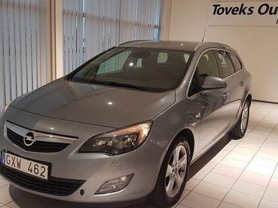 begagnad Opel Astra SPORTS TOURER 1,7CDTI MANUELL