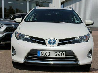 begagnad Toyota Auris Touring Sports Hybrid 1.8 VVT-i 136Hk