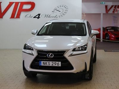 begagnad Lexus NX300h (197hk) AWD 2.5 Aut Navi Executive