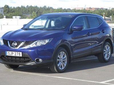 begagnad Nissan Qashqai 1.2 2015, SUV 122 500 kr