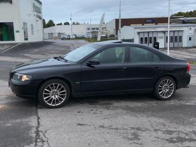 begagnad Volvo S60 2.5T nybes