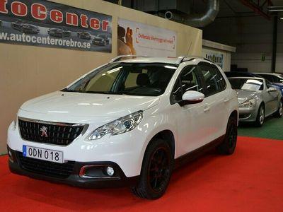 begagnad Peugeot 2008 1.2 VTi Euro 6 82hk 426 kr skatt
