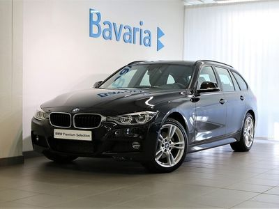 begagnad BMW 320 d xDrive Touring M-Sport Connected Nav Drag Nypris 379 600 K