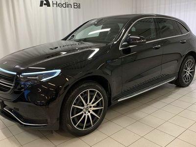 begagnad Mercedes EQC - Benz400 4M 408hk AMG Premium