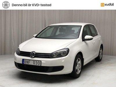 begagnad VW Golf VI 1.6 TDI BlueMotion Technol