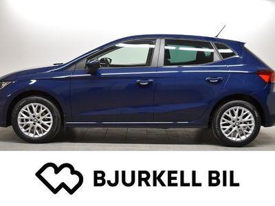 begagnad Seat Ibiza TSI 115hk DSG/ Full LED/ Komfortpaket/ Full Link