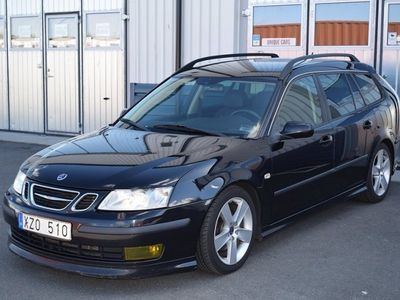 s ld saab 9 3 2 8t v6 aero 250hk a begagnad 2007 17 800. Black Bedroom Furniture Sets. Home Design Ideas