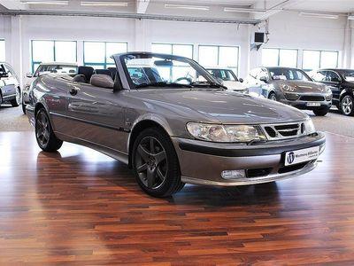 used Saab 9-3 Cabriolet 2,0T 205 HK Sport Edition 6928 mil