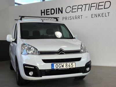 begagnad Citroën Berlingo L1 BLUEHDI 100 PRO PACK -16