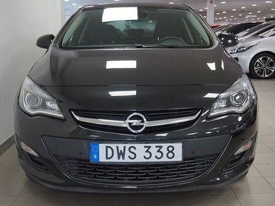 begagnad Opel Astra 1.4 Turbo ECOTEC Premium pac. 5dr 140h 2015, Kombi 124 900 kr