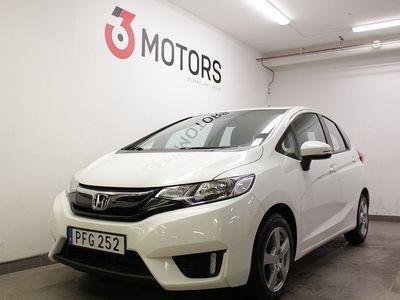 begagnad Honda Jazz 1.3 i-VTEC Euro 6 102hk Drag