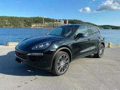 begagnad Porsche Cayenne Diesel TipTronic S