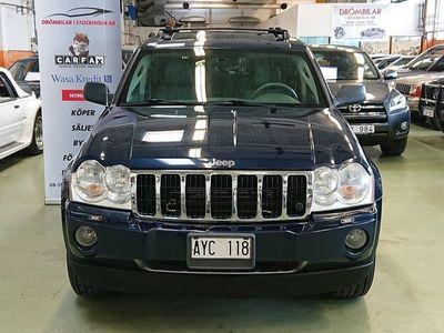 begagnad Jeep Grand Cherokee 4.7 V8 4WD DRAG 231hk