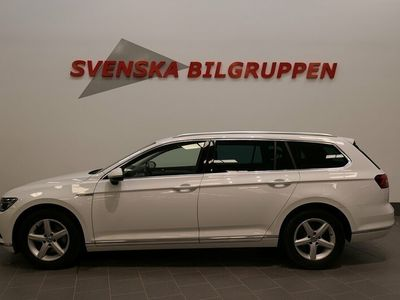 begagnad VW Passat 2.0 TDI 4M Aut Keyless LM S+V-Hjul