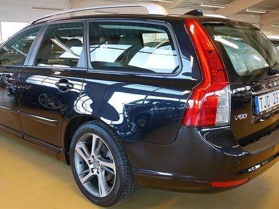 begagnad Volvo V50 D2 114hk Classic Momentum