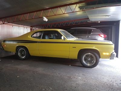 begagnad Plymouth Duster 75:a