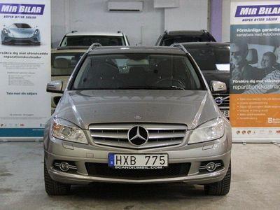 brugt Mercedes C180 T Kompressor-Automat-Drag-156hk