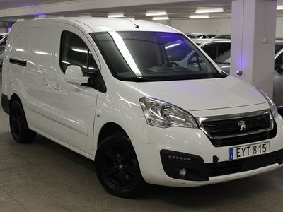 gebraucht Peugeot Partner 1,6 BlueHDi 100hk 3,7m3 L2