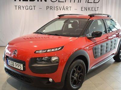 begagnad Citroën C4 Cactus 1.2 82hk PureTech Feel