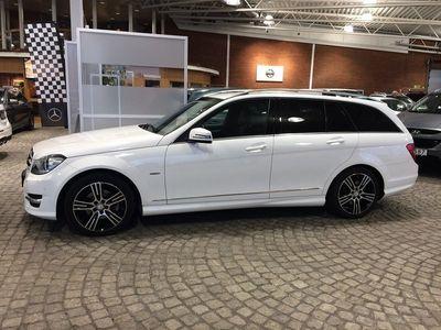 begagnad Mercedes C220 CDI Aut AMG-pkt & Vhjul -14