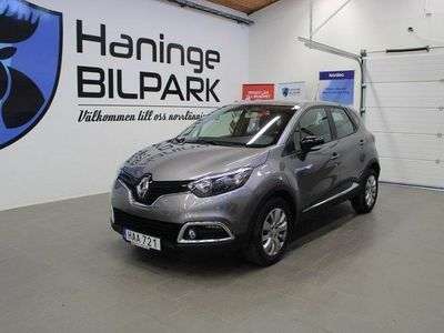 second-hand Renault Captur 0.9 TCe Euro 6 90hk