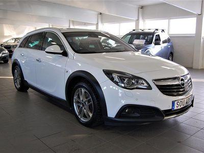begagnad Opel Insignia Country Tourer 2.0 CDTI 4x4 Automat Euro 6 170hk