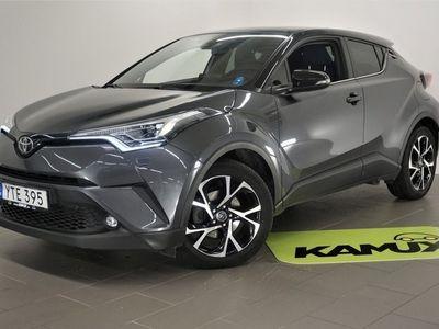begagnad Toyota C-HR 1.2 AWD CVT