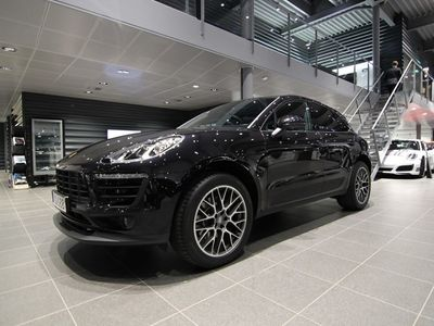 brugt Porsche Macan 2.0T