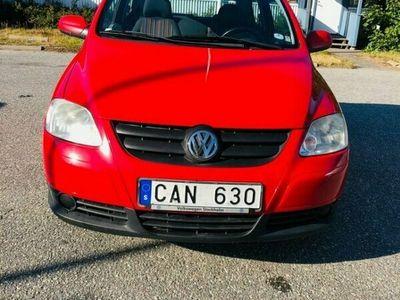 begagnad VW Fox 1,2 55 HK