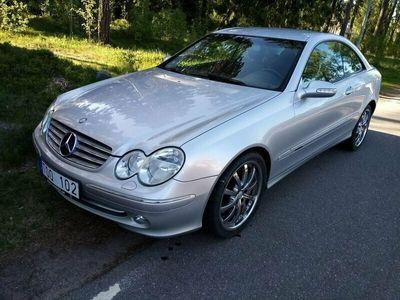 begagnad Mercedes CLK500